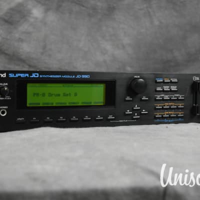 Roland Super JD-990 Synthesizer Module In Very Good Condition!