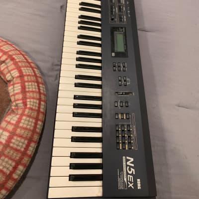 Korg N5EX 61-Key Music Synthesizer