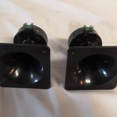 Cerwin-Vega H25 Complete Tweeters In Good Working Condition - Cerwin Vega H25 Tweeter - PAIR -