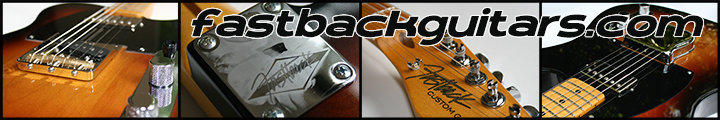 Fastback Guitars & Pickups