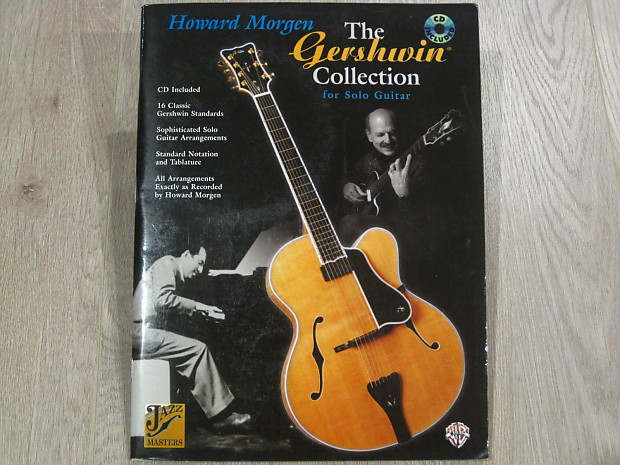 Howard Morgen The Gershwin Collection Sheet Music Song Book Guitar Tab  Tablature