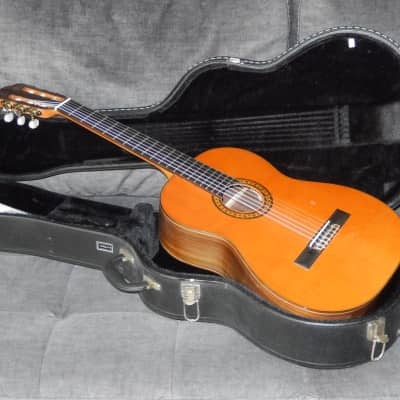 VERY HARD TO FIND - LOVELY ARIA A50C58 - SMALL BODY 580MM SCALE CLASSICAL GUITAR