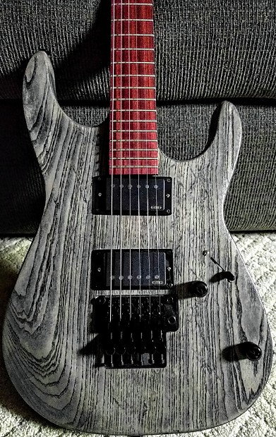 Warmoth Soloist 24 Hour SALE!!!!! | Dreamcarved Guitars