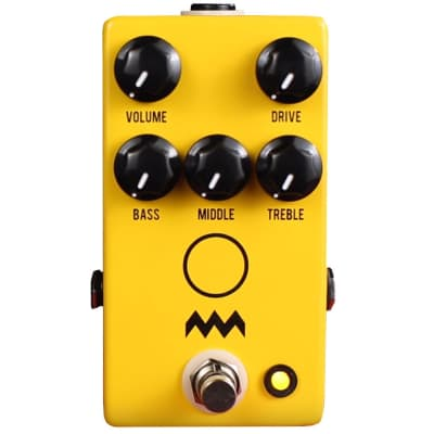 JHS PEDALS JHS Charlie Brown V4 - Overdrive Effekt Pedal for sale
