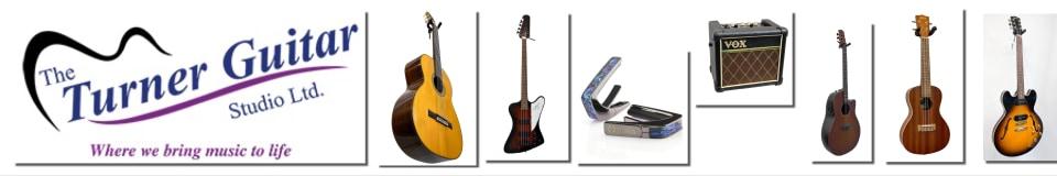 The Turner Guitar Studio Ltd