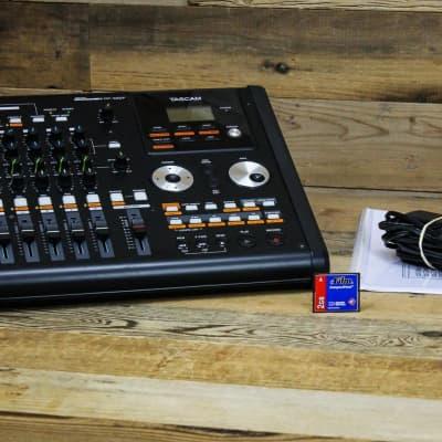 tascam dp 02 digital portastudio 8 track recorder reverb. Black Bedroom Furniture Sets. Home Design Ideas