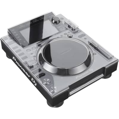 Decksaver DS-PC-CDJ2000NXS2 Polycarbonate Cover and Faceplate for Pioneer CDJ-2000 Nexus 2