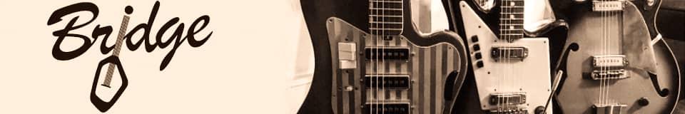 Bridge guitars