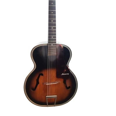 Harmony Archtone H1215 Sunburst archtop acoustic guitar for sale