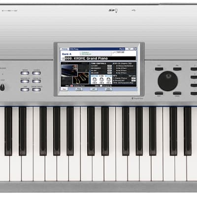 Korg Krome 88 Music Workstation - Platinum