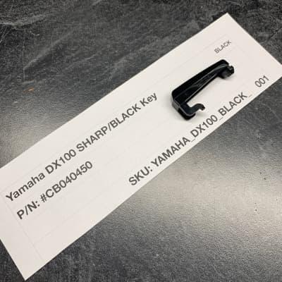Yamaha DX100/CS01 Replacement SHARP/BLACK Key