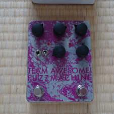 Smallsound/Bigsound Team Awesome Fuzz Machine bass fuzz with blend
