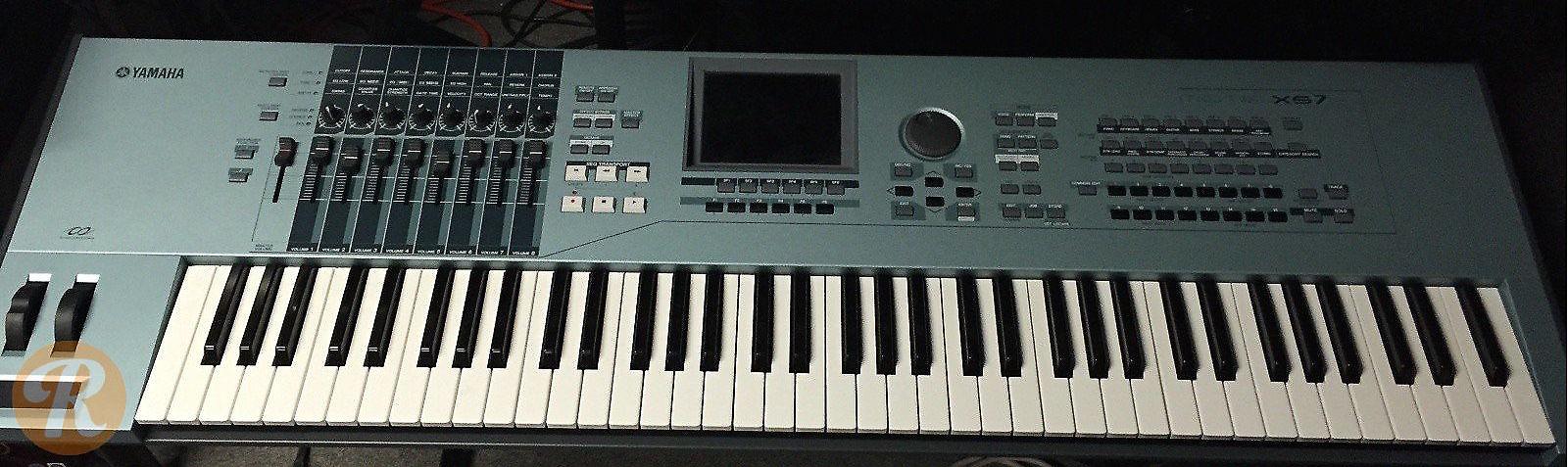 Yamaha Motif XS 7 | Reverb