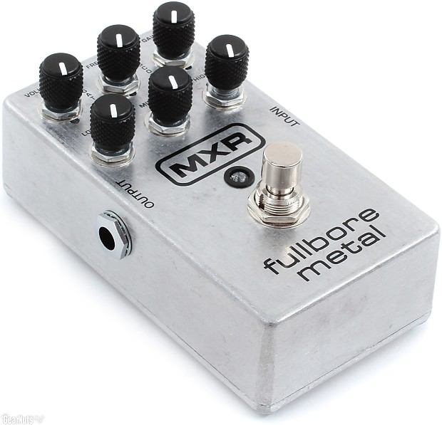 dunlop mxr m116 fullbore metal distortion electric guitar reverb. Black Bedroom Furniture Sets. Home Design Ideas