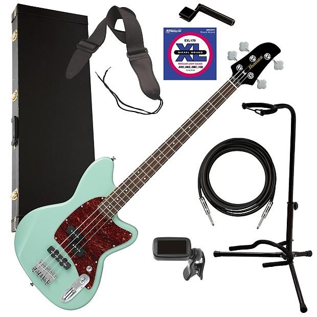 ibanez tmb100 talman bass mint green complete bass bundle reverb. Black Bedroom Furniture Sets. Home Design Ideas