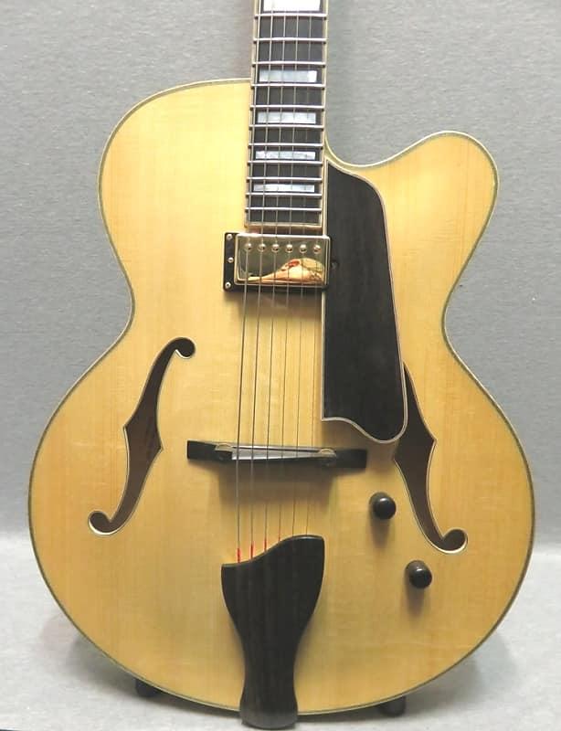 Eastman Jazz Elite 16-BD Archtop Electric Guitar With Original Hardshell Case image
