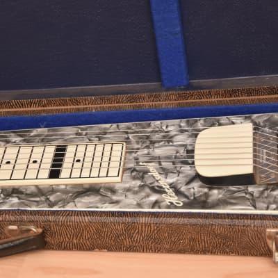 Herrnsdorf Lap Steel + orig. Case! - 1956 German Vintage Slide / Hawaii guitar / Gitarre for sale