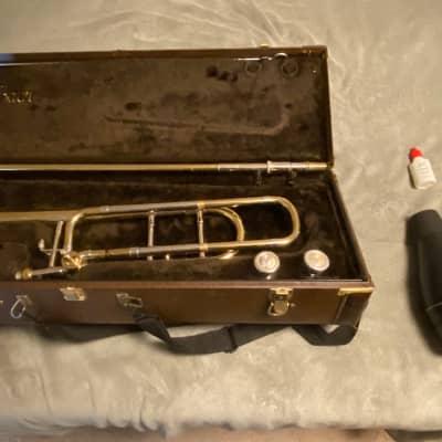Back Stradivarius  42BO F-Valve