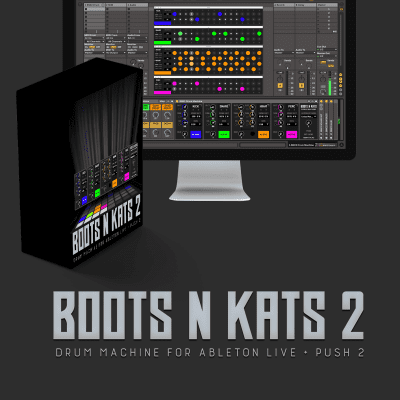 Audioutlaw | Boots N Kats V2- Automatic Drum System