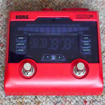 Korg Dual Tuner Pitchblack +    Accuracy: ±0.1 cents for sale
