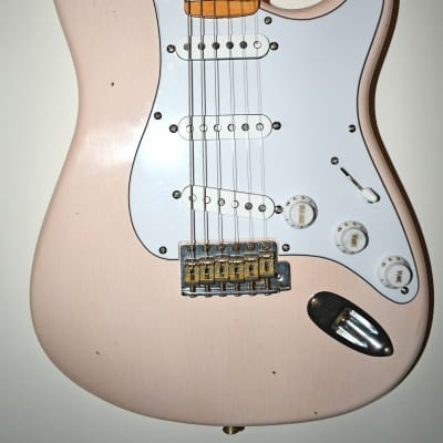 Fender Custom Shop Stratocaster 2019 Shell Pink