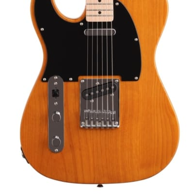 Squier Affinity Telecaster Left Handed Butterscotch Blonde for sale