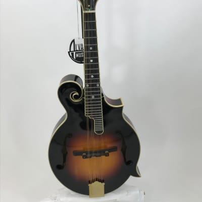 The Loar LM-700 Mandolin Vintage Sunburst