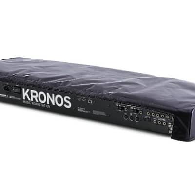 Custom padded cover for KORG Kronos 1 88-key keyboard