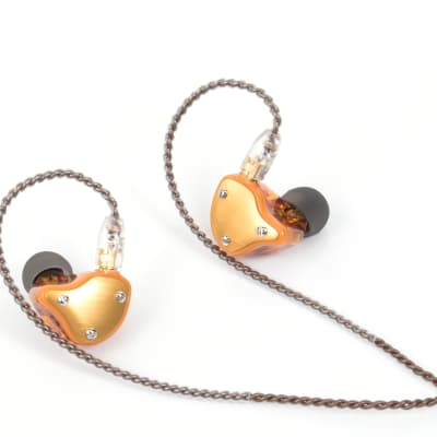 Earphones PLIISEN1212  Hybrid In-ears HiFi Headphones Pai Audio IEM  in Fashion