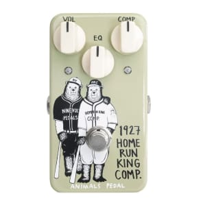 Animals Pedal 1927 Home Run King Compressor