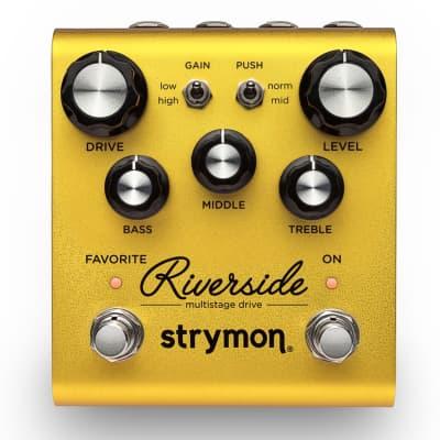 Strymon Riverside Overdrive Effects Pedal