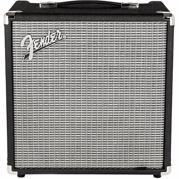 fender rumble 25 v3 25w 1x8 lightweight bass guitar reverb. Black Bedroom Furniture Sets. Home Design Ideas