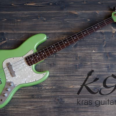 Charvel EOV-42 1990`s Surf Green for sale
