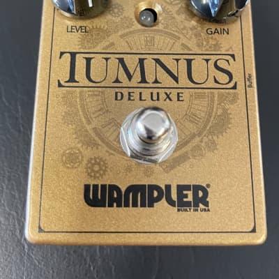 Wampler Tumnus Deluxe Gold NEW