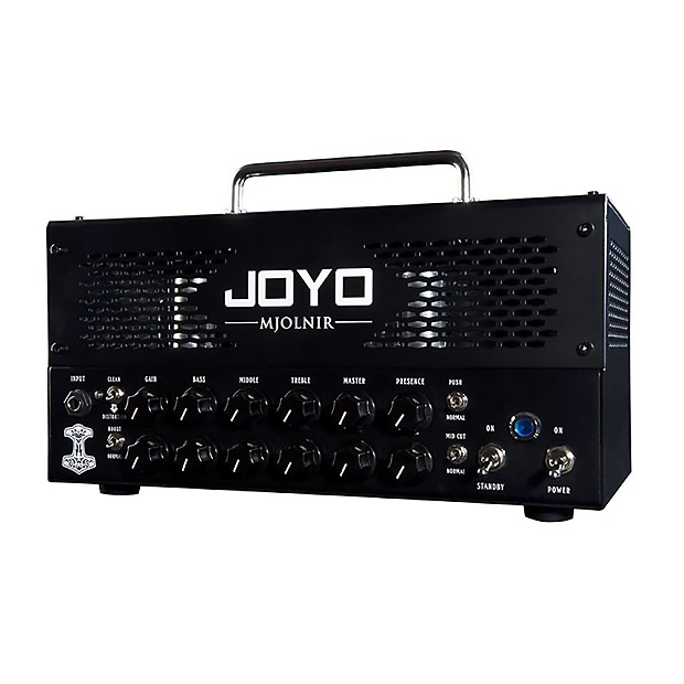 joyo jma 15 mjolnir all tube dual channel 15 watt guitar amp reverb. Black Bedroom Furniture Sets. Home Design Ideas