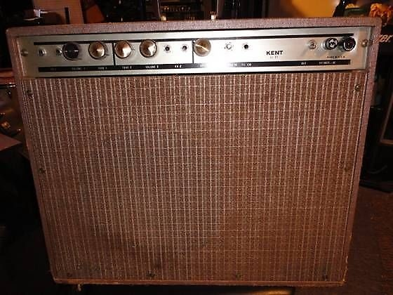 Likely. Most Vintage kent guitar amplifier