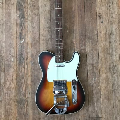 Fender Telecaster  MIJ 60 reissue from early 2000's with Bigsby for sale