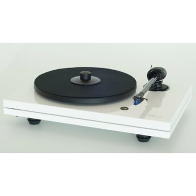 Music Hall mmf 5.3WH Manual Turntable - Gloss White