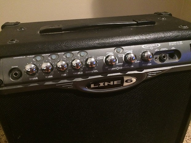 Line 6 Spider II 30 watt/12 inch guitar amp | Kevdharr's Shop