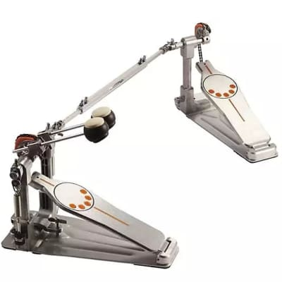 Pearl P932L Demonator Longboard Chain-Drive Double Bass Drum Pedal (Left-Footed)