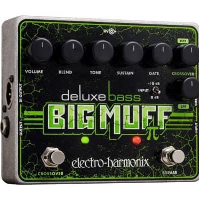 Electro-Harmonix Deluxe Bass Big Muff Fuzz Used