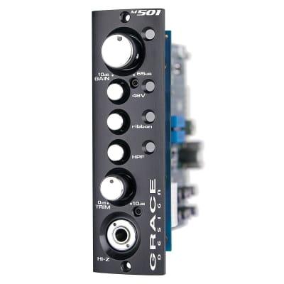 Grace Design m501 500-Series Microphone Preamp