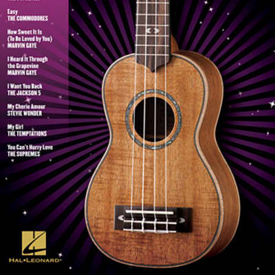 Hal Leonard Ukulele Play Along Vol. 10 - Motown Book
