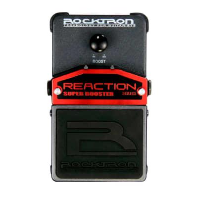 Pedal Rocktron Reaction Super Booster