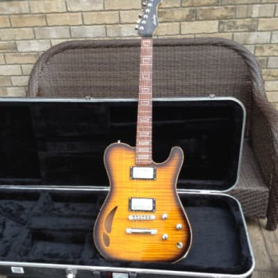 Heatley Model T (Jer's T) 2005 2 Color Sunburst for sale