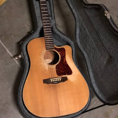 Guild Acoustic Guitar DC 1E NT HR 1997
