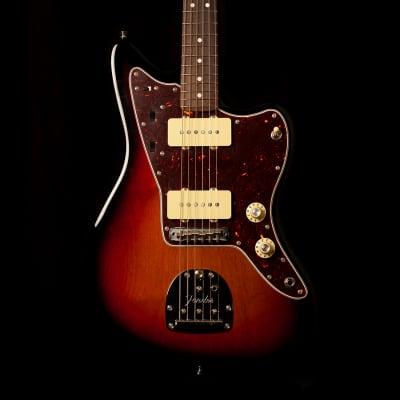 Fender Jazzmaster American Professional II 3-Tone Sunburst for sale