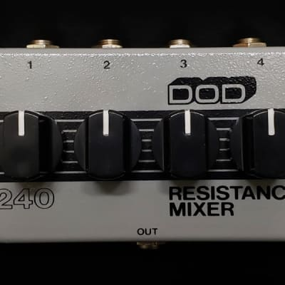 DOD 240 Resistance Mixer Used for sale