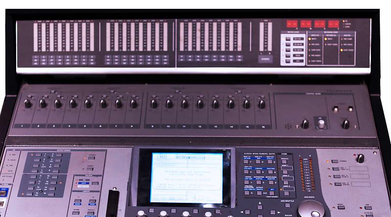 tascam dm 3200 32 channel digital mixer mu 1000 meter reverb. Black Bedroom Furniture Sets. Home Design Ideas
