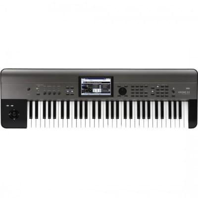 Korg KROME EX 61 Key Synthesizer Music Workstation